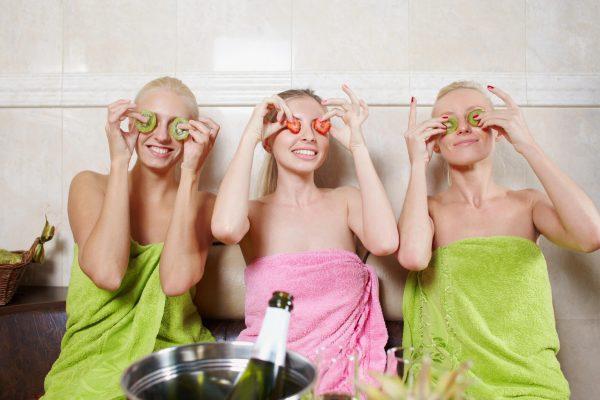 Bacherolette spa party